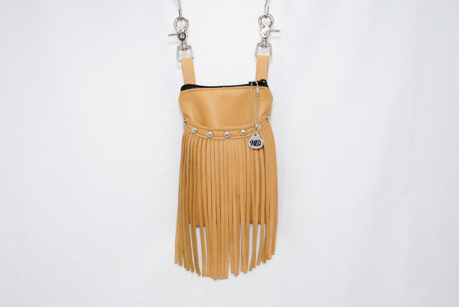Fringe Cell Phone Hip Bags