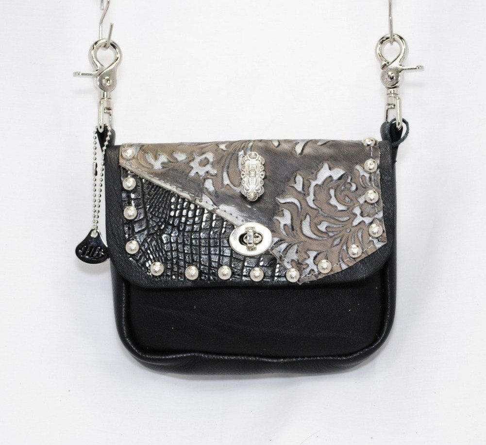 Double Pocket Hip Bags
